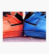 Element Kicks Photographic Print