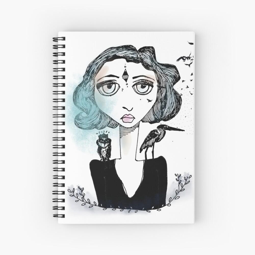 Azulejos Spiral Notebook