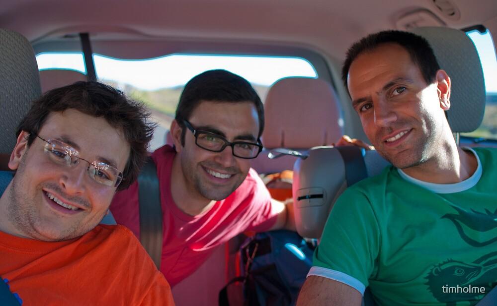 Backseat Boys by timholme
