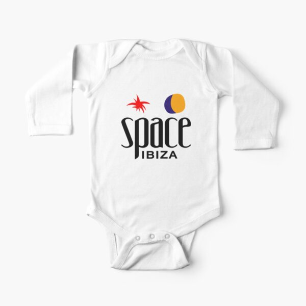 Los más vendidos - Space Ibiza Body de manga larga para bebé