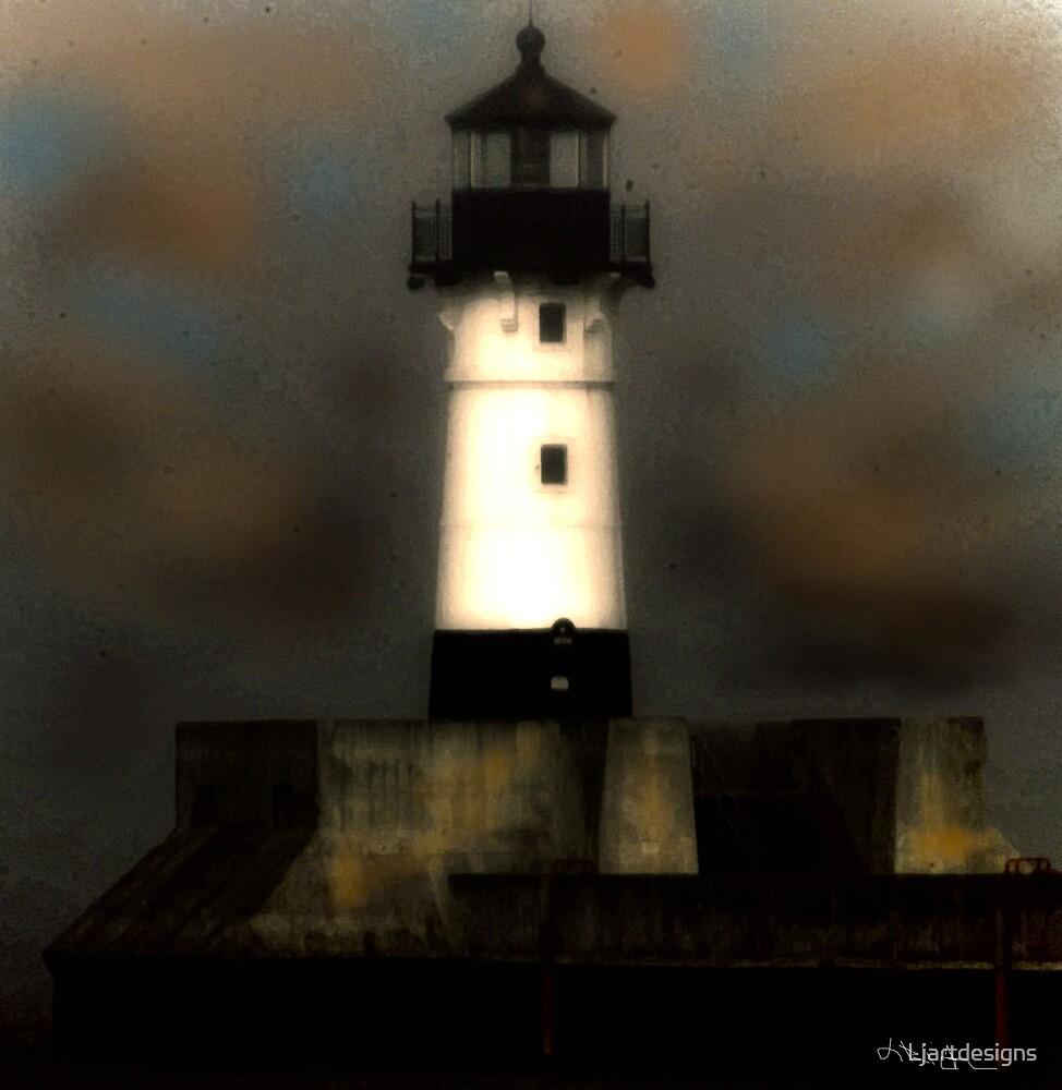 Lighthouse  by Ljartdesigns