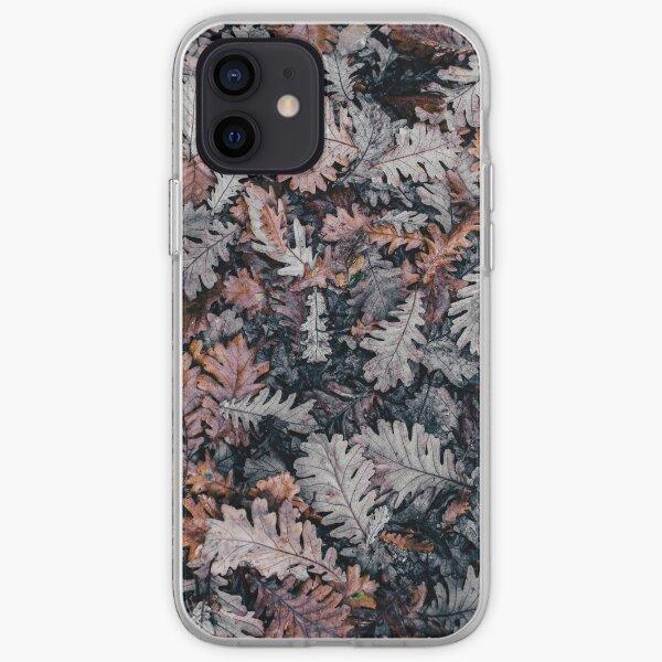 Autumn leaves Funda blanda para iPhone