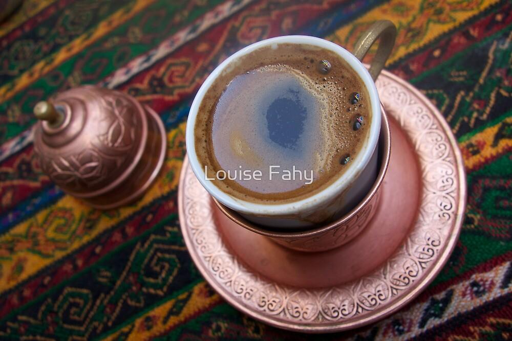 Turkish Coffee by Louise Fahy