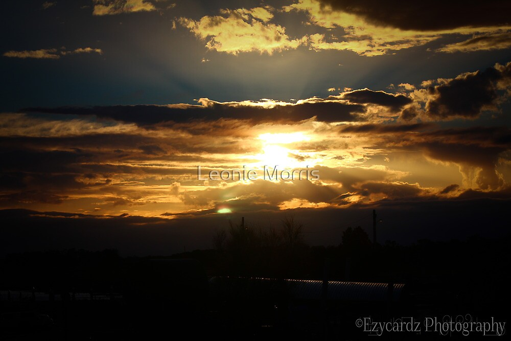 Sunset 2 by Leonie Morris