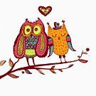 Fall in love by elenavadi