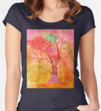 All Creation Sings Women's Fitted Scoop T-Shirt