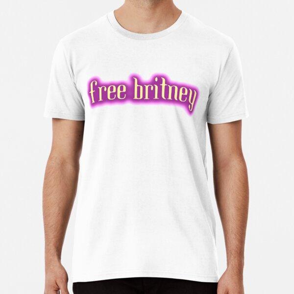 Free Britney Premium T-Shirt