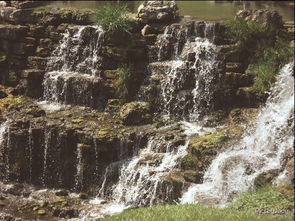 Waterfall by PicsbyJody