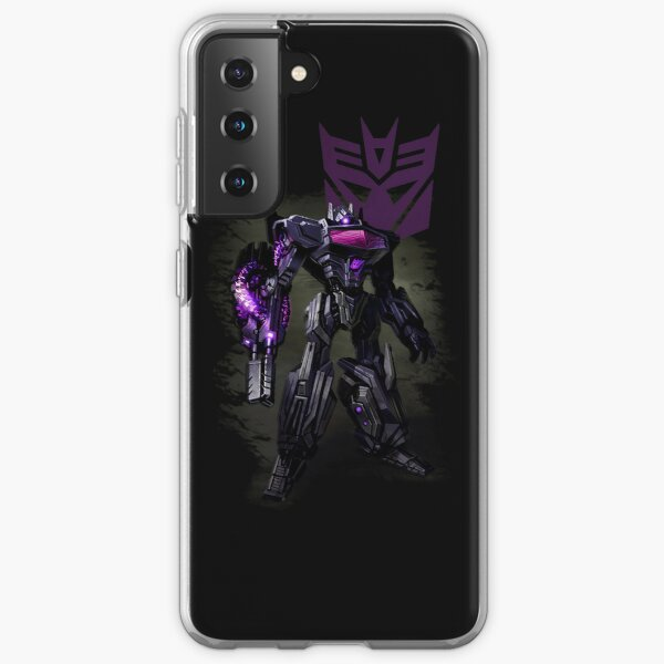 Transformers War For Cybertron - Decepticons: Shockwave Samsung Galaxy Soft Case