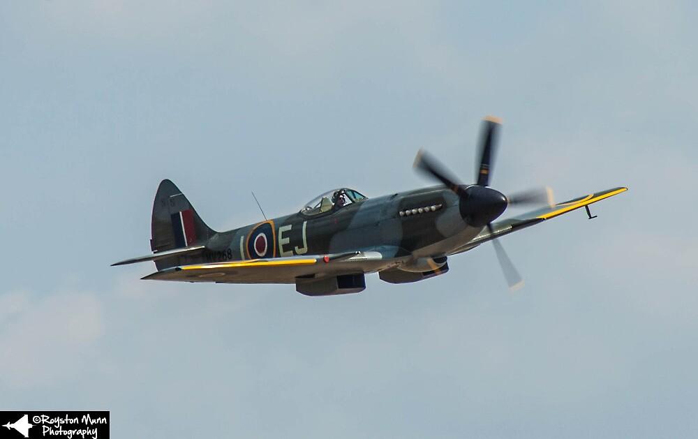 Spitfire by RoystonMunn