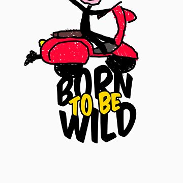 Born To Be Wild by TheMeetYou