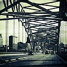 Broadway Bridge, Kansas City, Urban Grunge by PhotosByTrish