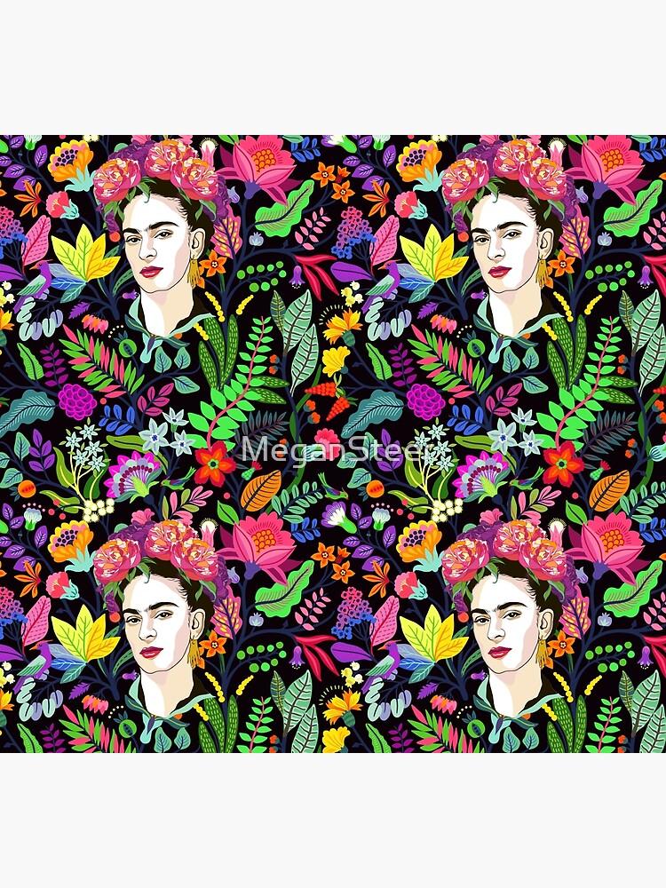 Frida in Bloom by MeganSteer