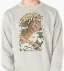 Be Tranquil Pullover Sweatshirt