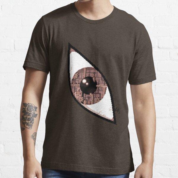Ojo mecánico Camiseta esencial
