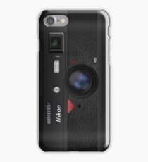 Mikon Camera iPhone Case/Skin