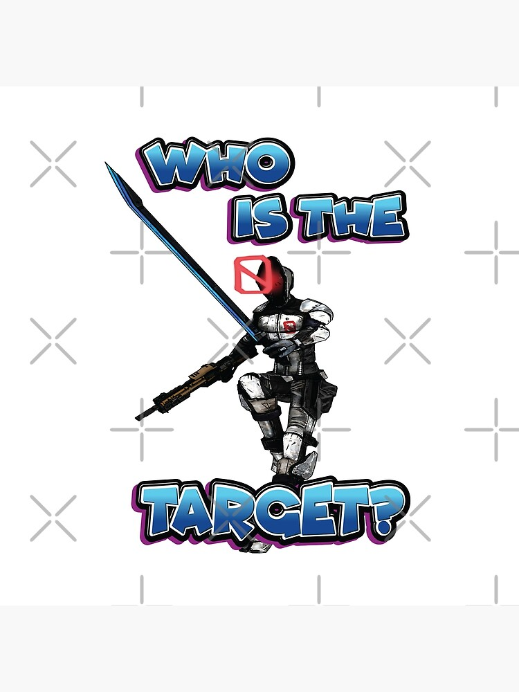 Zer0 The Assassin Who Is The Target? Borderlands by ProjectX23