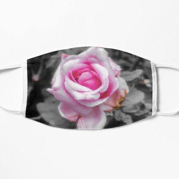 Color Pop Pink Rose Mask