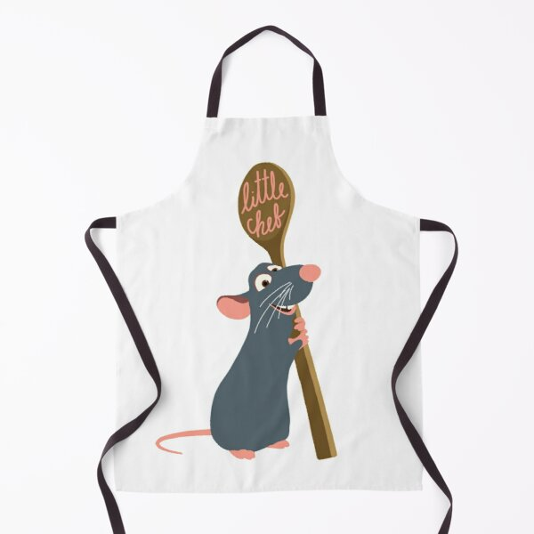 Remy the Little Chef Apron