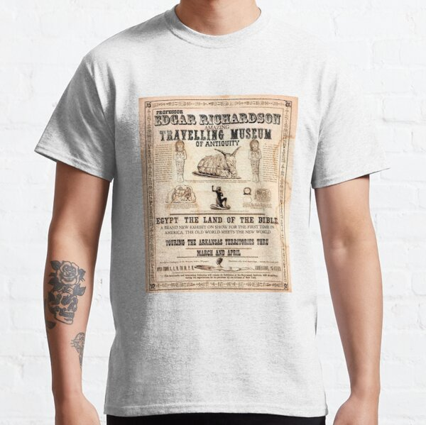 Travelling Museum Classic T-Shirt
