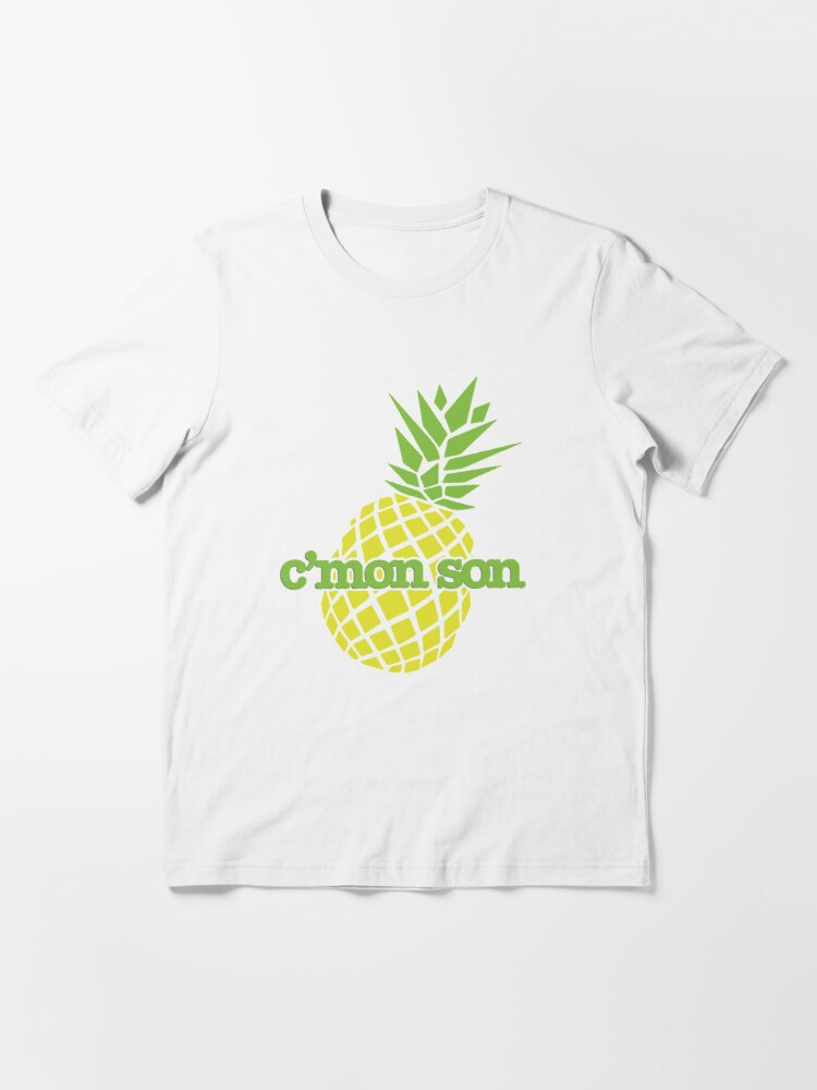 Alternate view of C'mon Son Essential T-Shirt