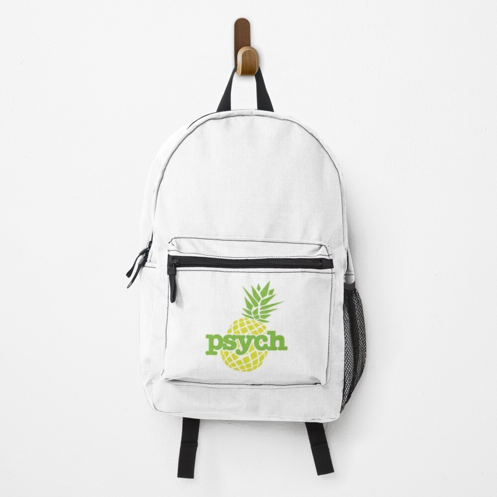 Psych Pineapple Backpack