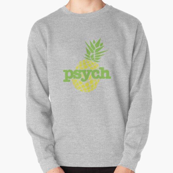 Psych Pineapple Pullover Sweatshirt