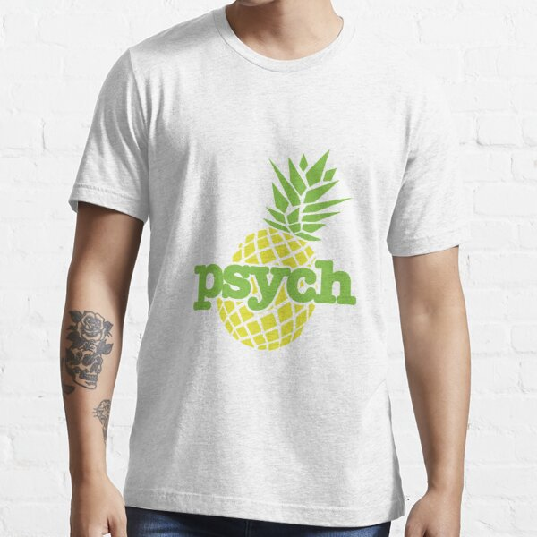 Psych Pineapple Essential T-Shirt