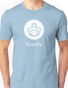 "Bottle Rocket - ""Exactly"" T-Shirt T-Shirt"