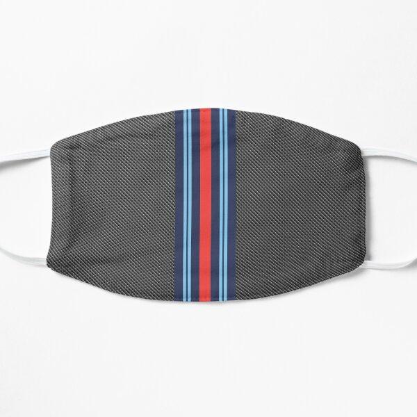 lignes de course martini sur fibre de carbone Masque sans plis