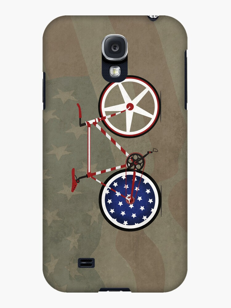 I Love My American  Bike by Andy Scullion