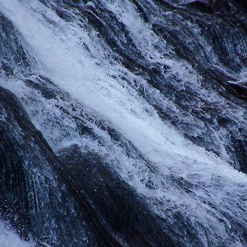 Waterfall by Jeffsf1019
