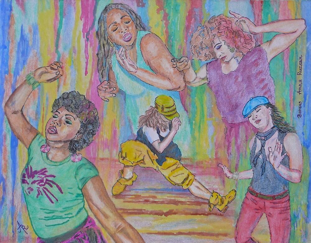 Soul Dancers by BAR-ART