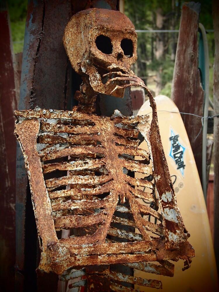 Skeleton by Jenna Boettger Boring