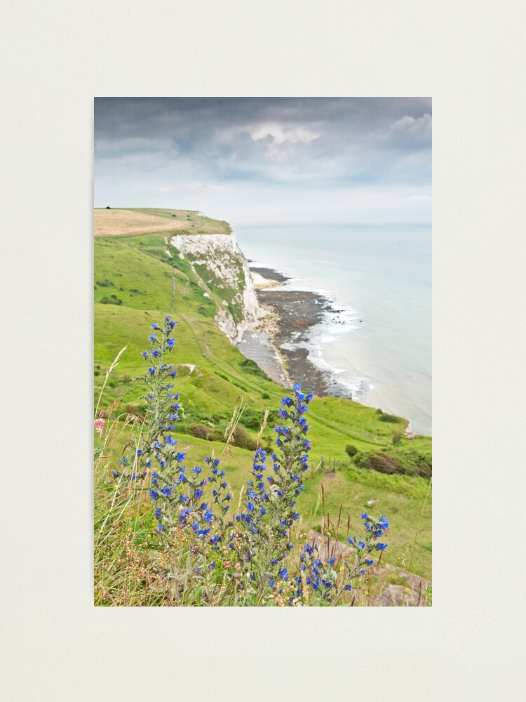 Alternate view of White Cliffs of Dover Photographic Print