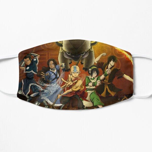 Avatar The Last Airbender Flat Mask