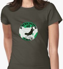 Friends EBEC  Women's Fitted T-Shirt