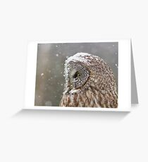 Lapland Profile Greeting Card