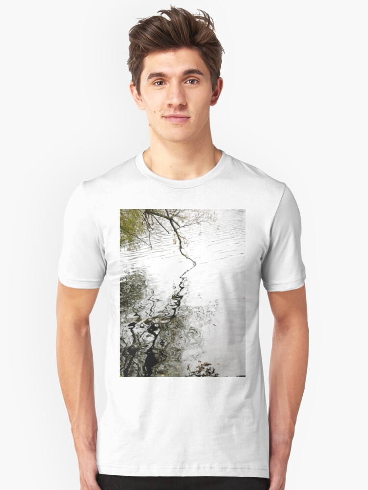 Reflections Tee Unisex T-Shirt Front