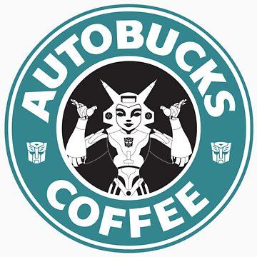 Autobucks Coffee by WuLongTi