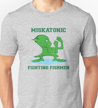 Miskatonic Fighting Fishmen T-Shirt