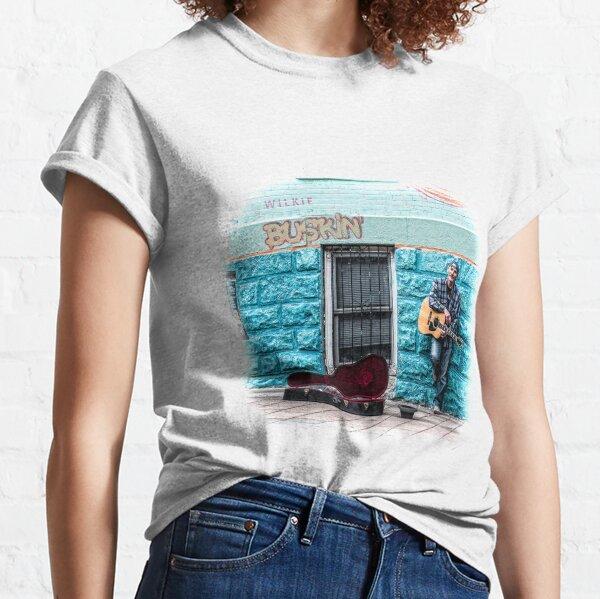 Buskin CD Cover Art Classic T-Shirt