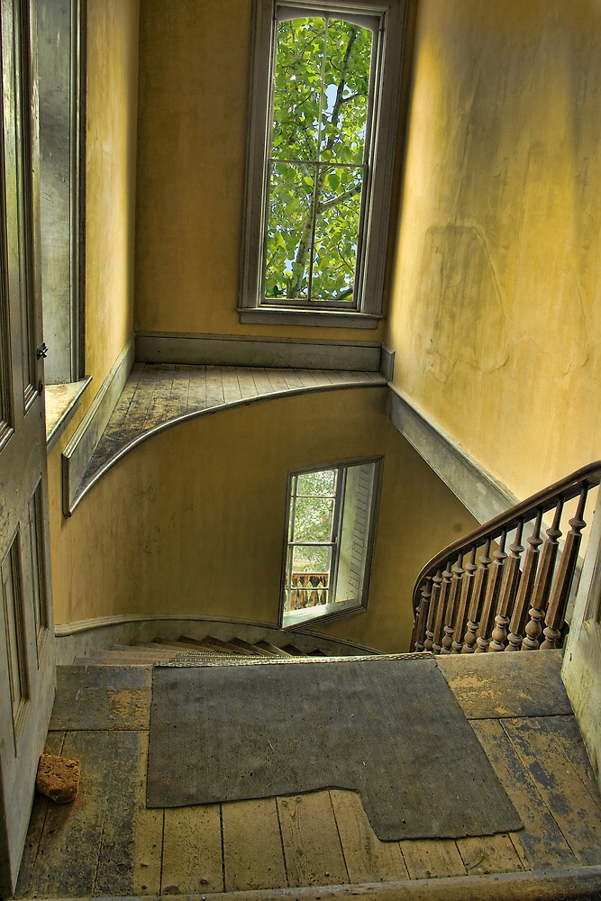 Down to the Lobby by Coralea Breezley
