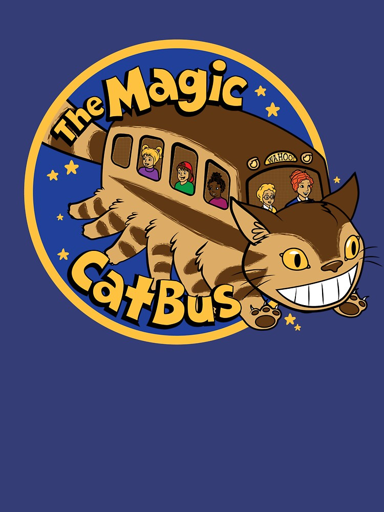 The Magic Catbus | Unisex T-Shirt