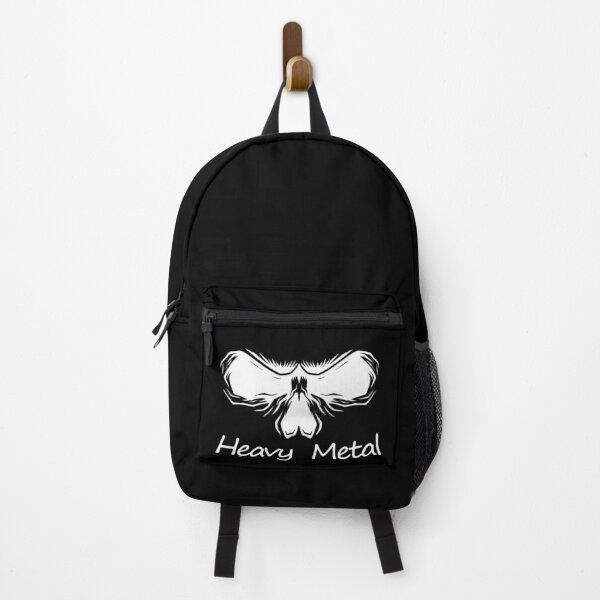 Heavy metal !!! Backpack