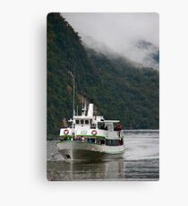 Milford Adventurer Canvas Print