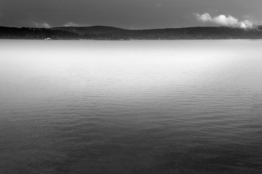 Clouds Floating Over the Lake by Nazareth
