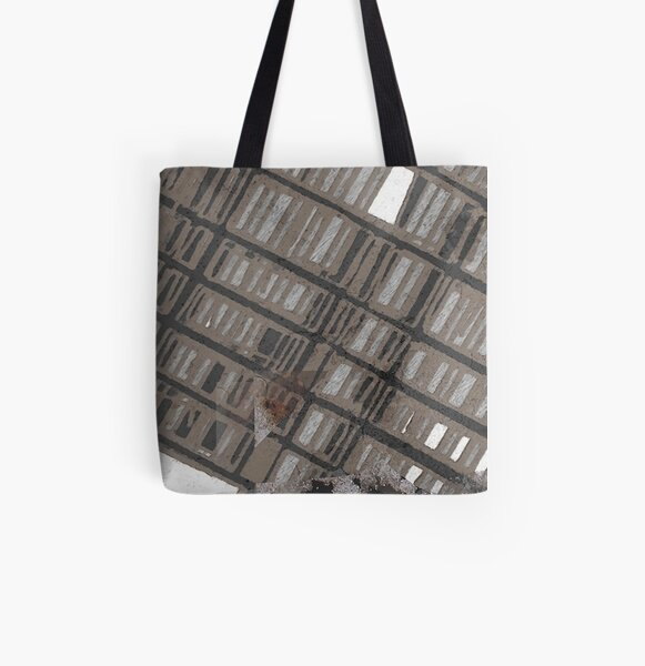 Upper East Side, NYC All Over Print Tote Bag