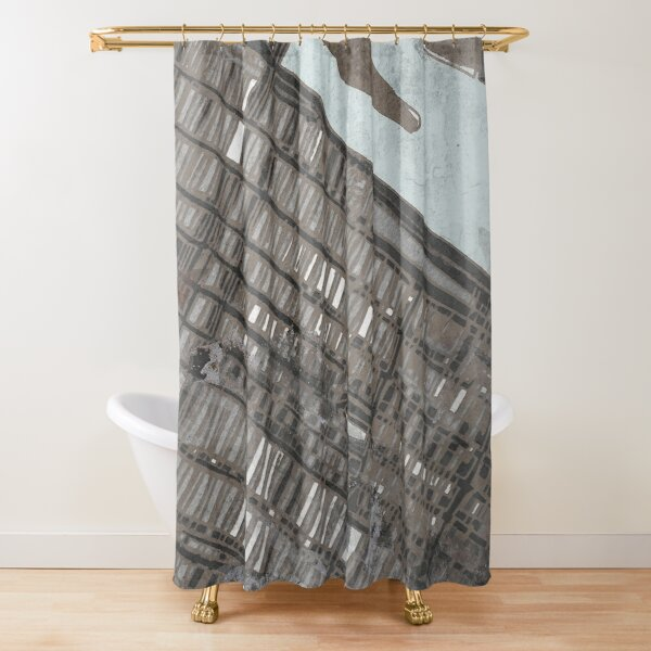 Upper East Side, NYC Shower Curtain