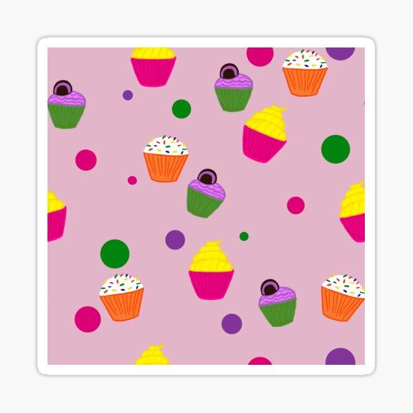 Cupcake Sisters Sticker